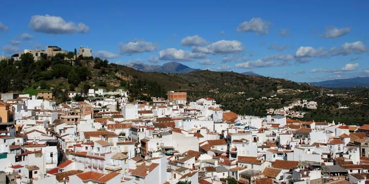 Monda Andalusien