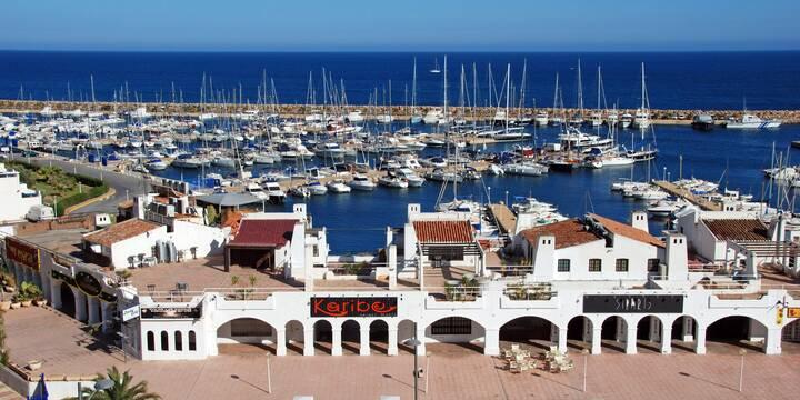 Burg santa ana in roquetas de mar andalusien 360 for Gimnasio 360 roquetas de mar