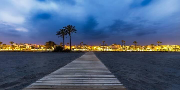 Vera Almería Andalusien