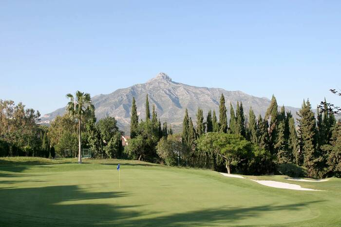 Golf Andalusien