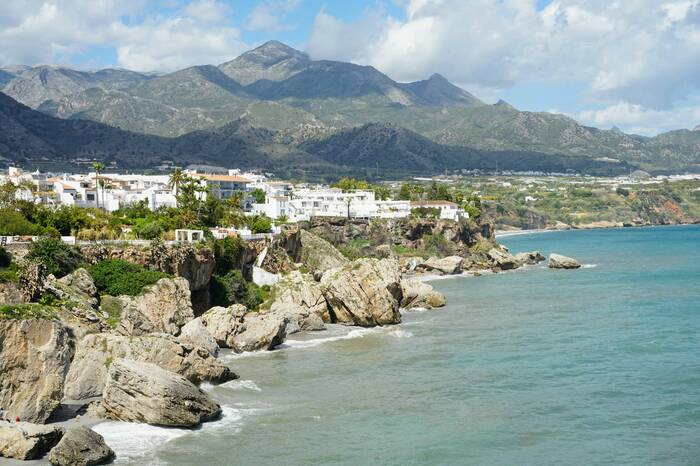 Playa Chorrillo Nerja