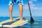 Stand Up Paddling Andalusien