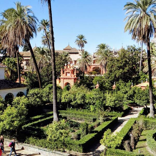 Architektur Andalusien