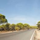 Motorrad Andalusien