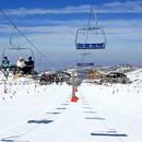 Skifahren Sierra Nevada